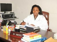 Dr AWORET ALAWOE CHAMBRIER
